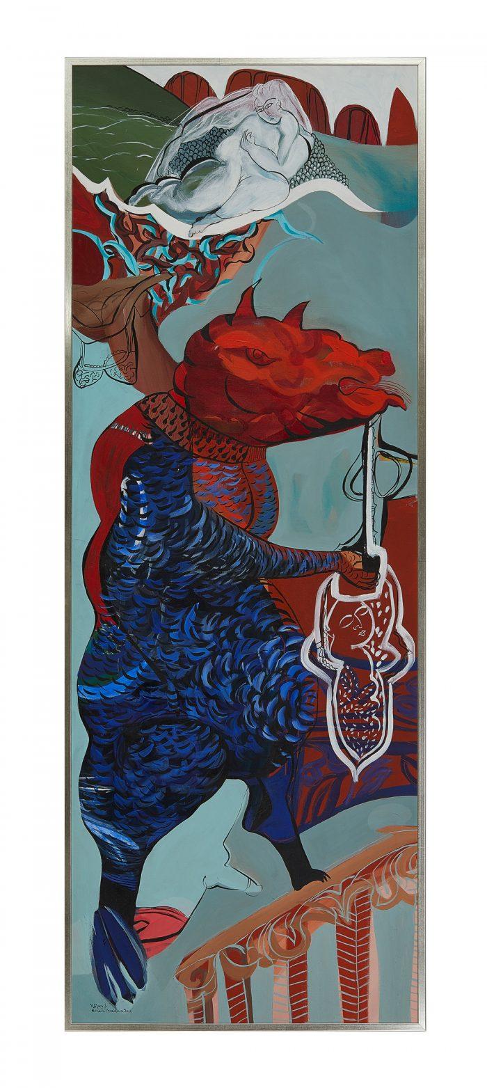 Basic Desire I - Elham Moaidnia