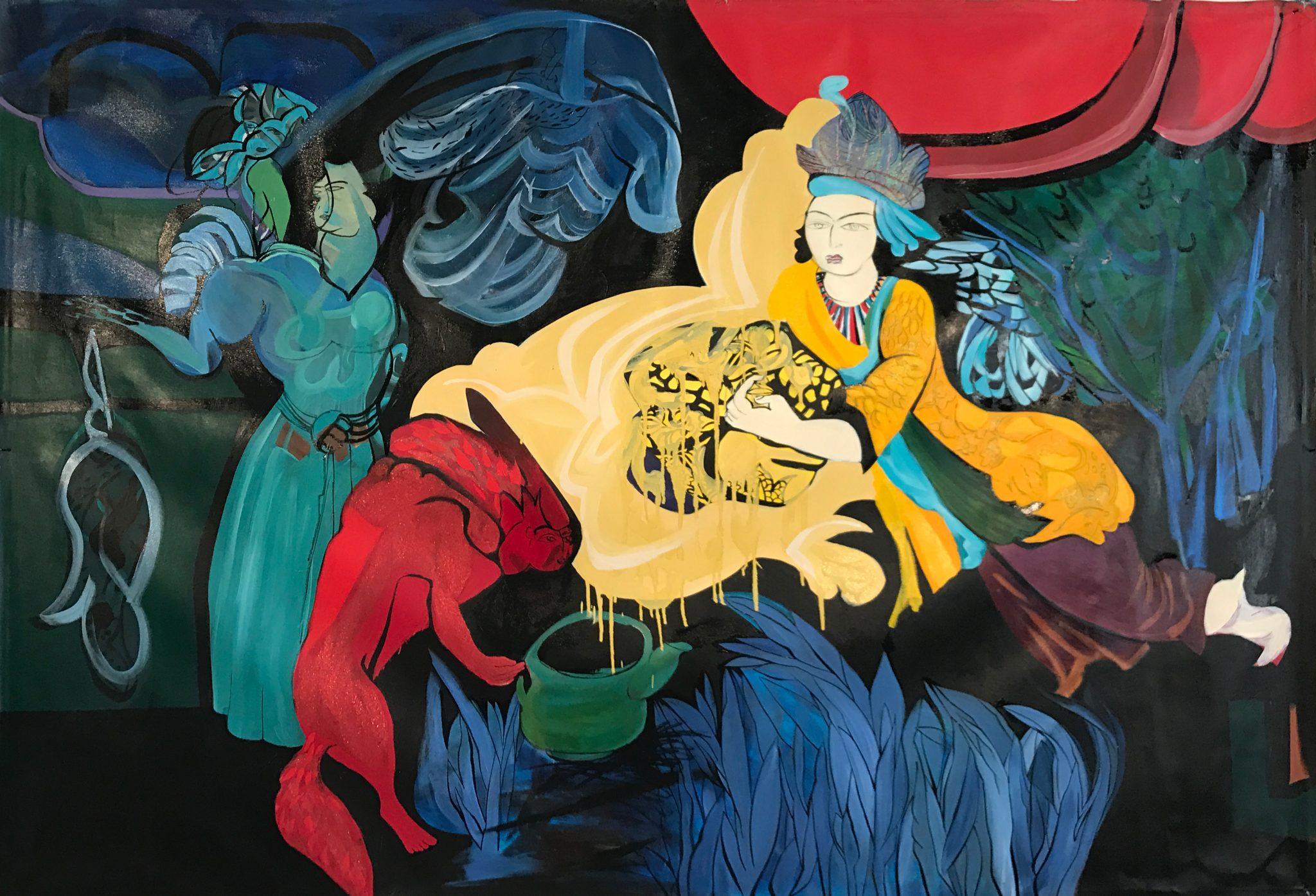 Temptation - Elham Moaidnia
